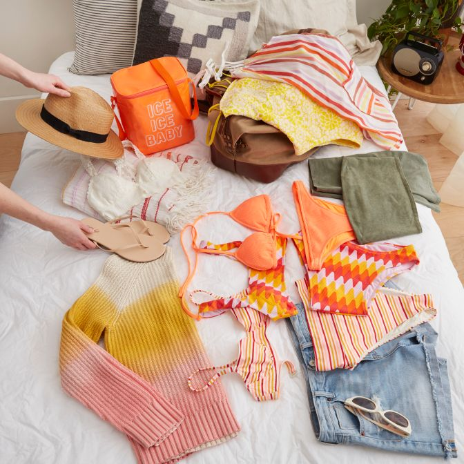 The spring break packing list for all the procrastinators out there