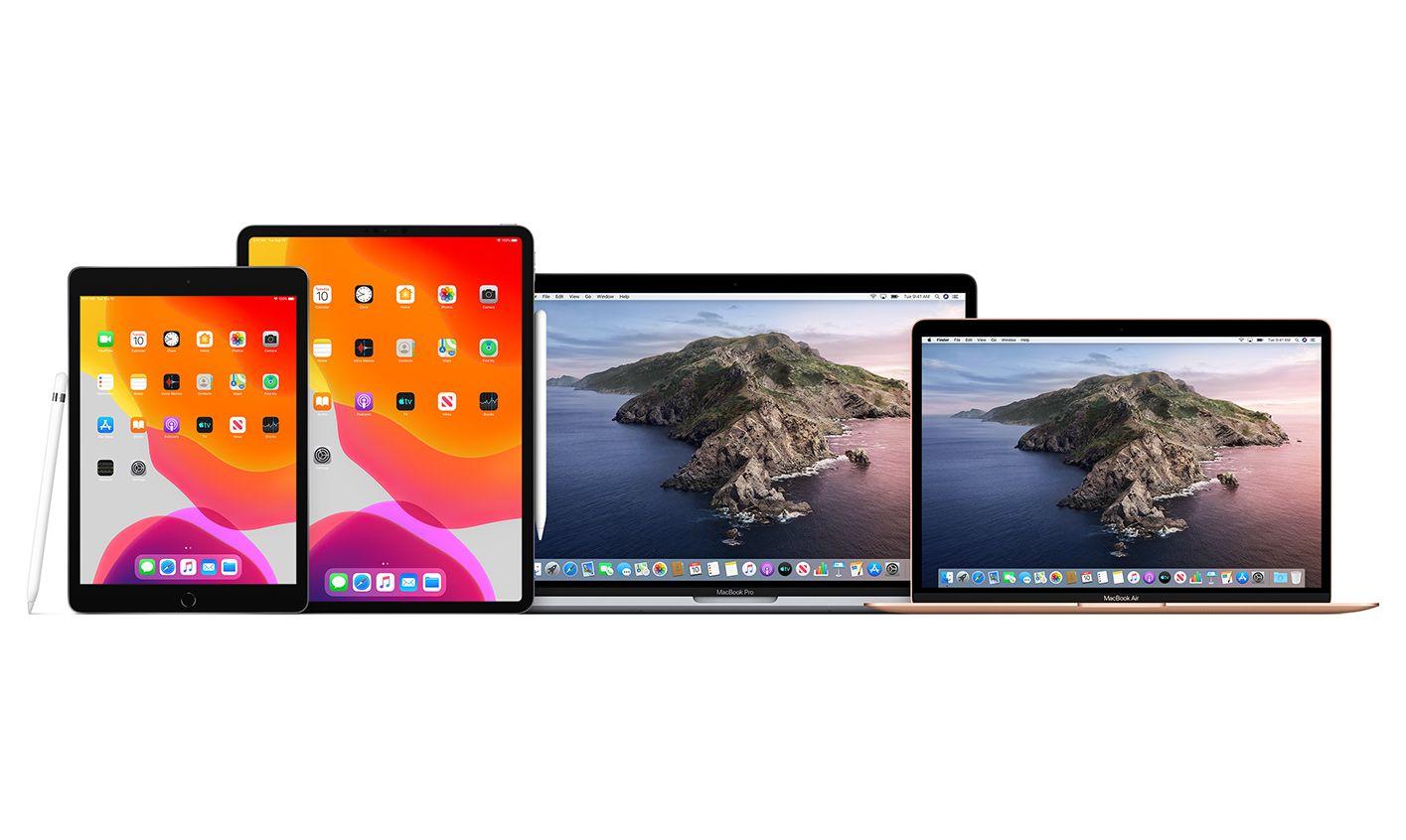 Macbook Pros & iMac