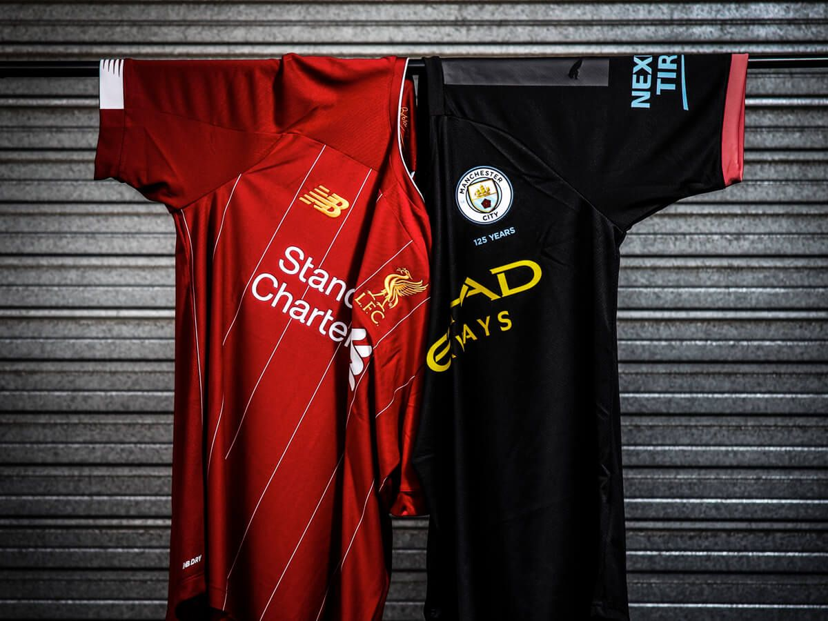 Put On Your Passion With A Replica Soccer Jersey