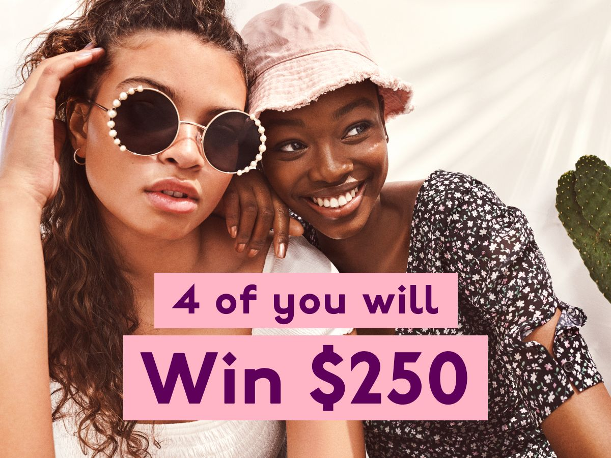 Win $250 with H&M!