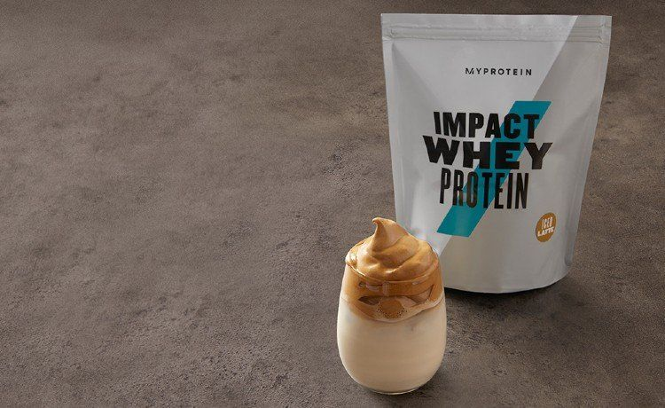 High-Protein Whipped Coffee 2 Ways