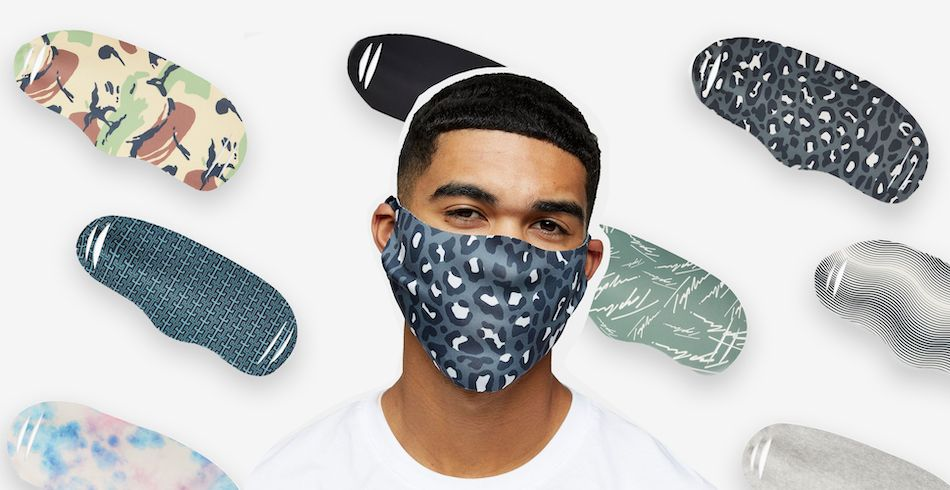 Check Out The New TOPMAN Fashion Face Masks