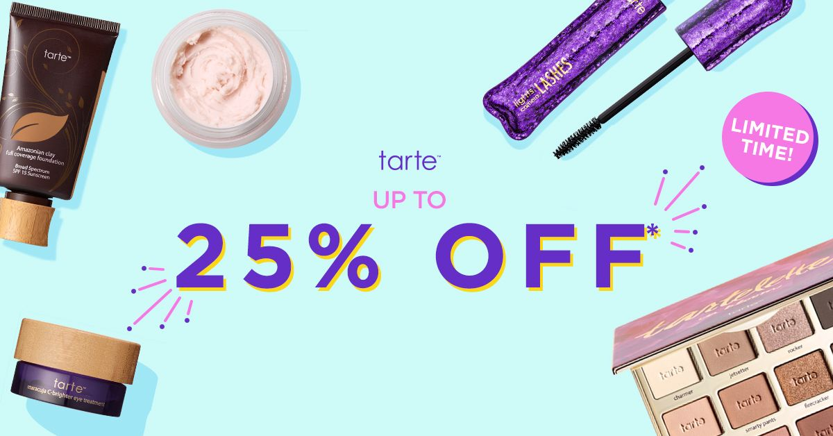 Up to 25% Off* Flash Sale!