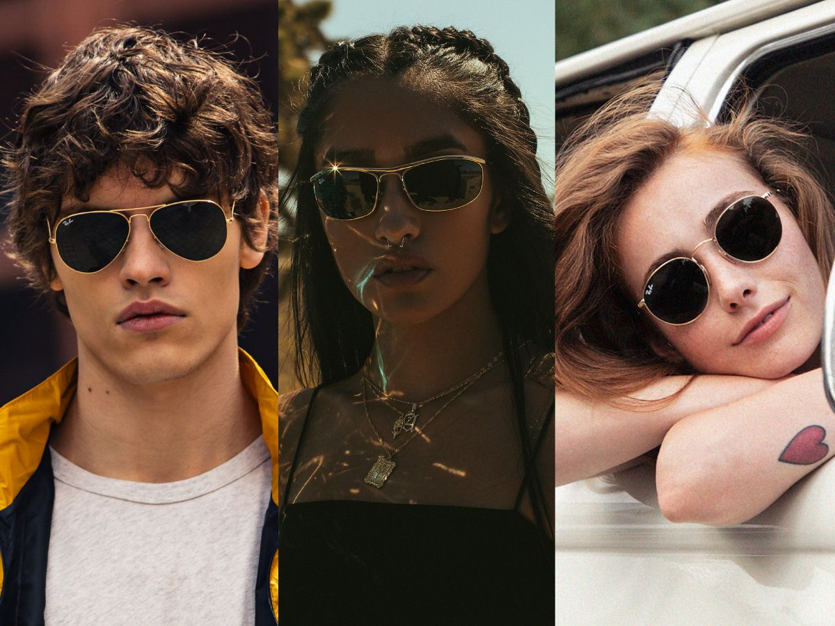 Take the quiz and win 1 of 4 £150 vouchers with Ray-Ban