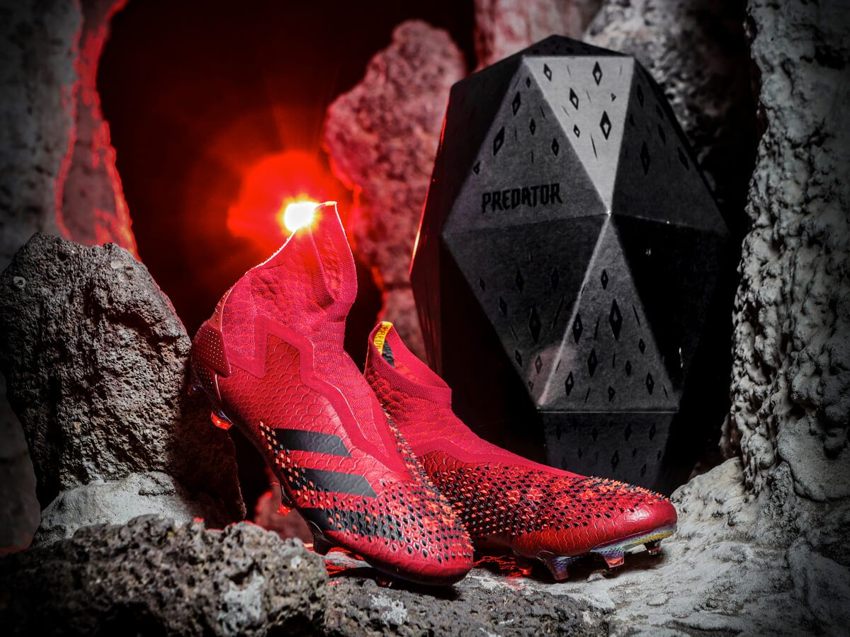Football Boots Made From Dragon Leather?