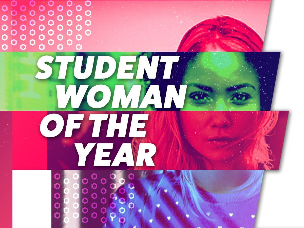 Meet our Student Woman of the Year: Yasmin. M!