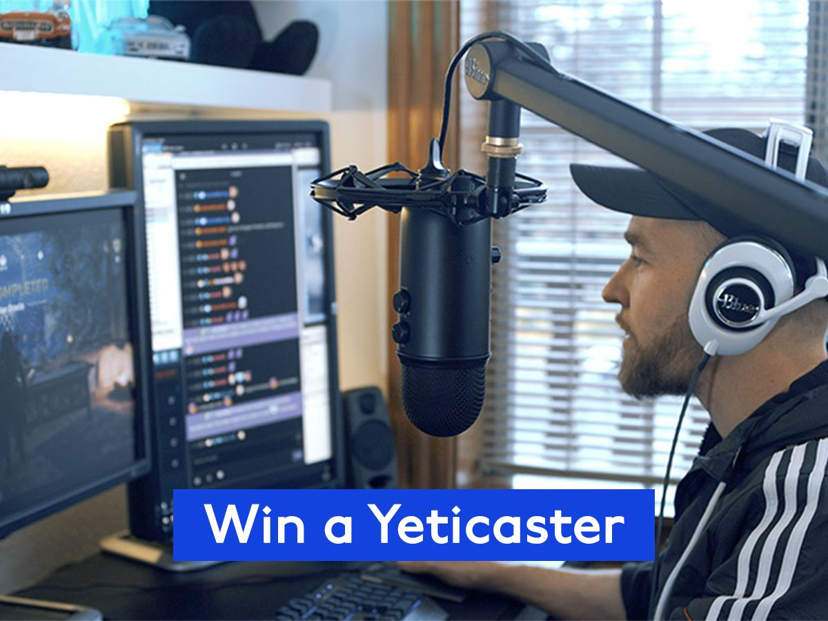 Win a Yeticaster!