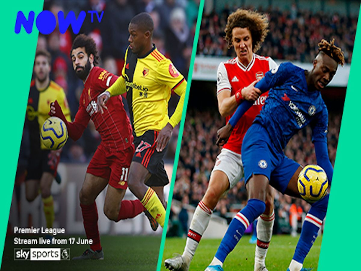 1 day until the Prem returns! Sky Sports Month Pass just £25 a month for 3 months!
