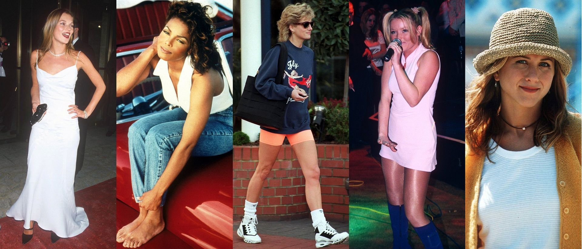 Iconic 90s Fashion Moments We'll Never Forget