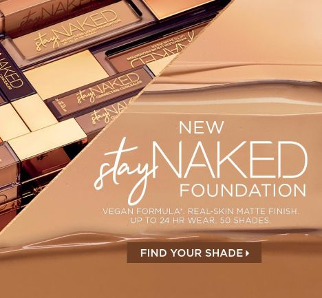 Foundation Finder | Stay Naked Weightless Liquid Foundation