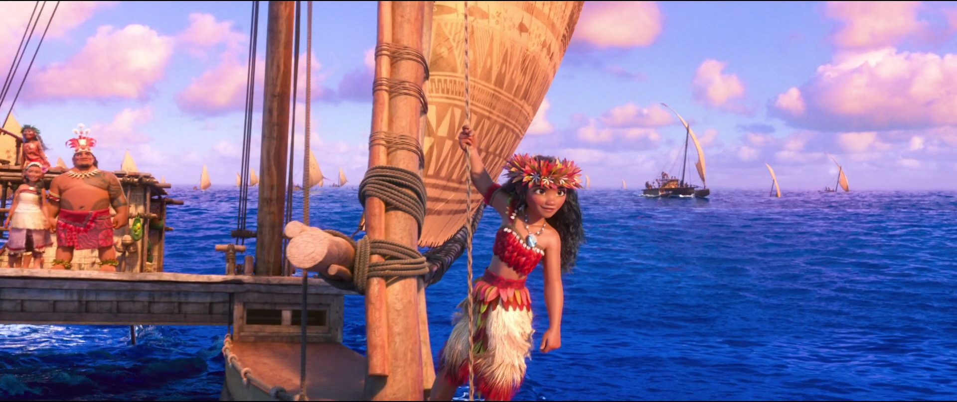 Make way, make way! Moana has been voted as your favourite Disney Princess!