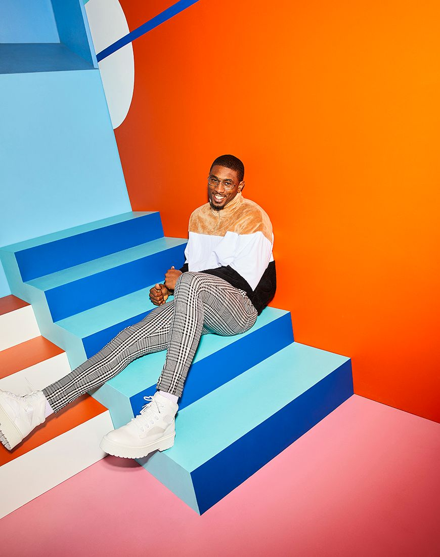 ASOS chats to Ovie Soko