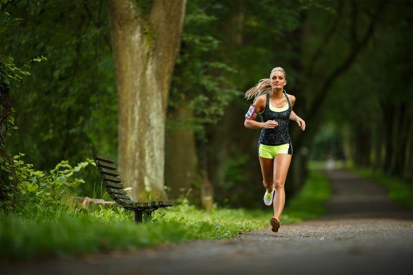 Feeling bored with your outdoor runs? Here's how to spice them up
