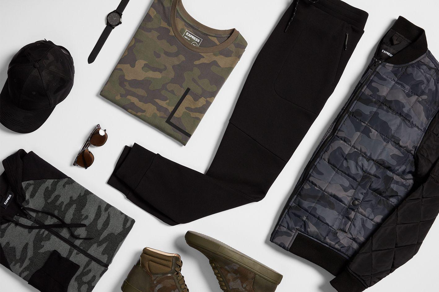 6 fail-proof ways to wear camo this season