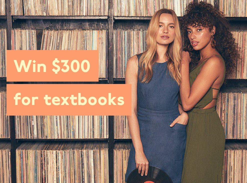 Textbooks shouldn't cost more than an all-inclusive vacation