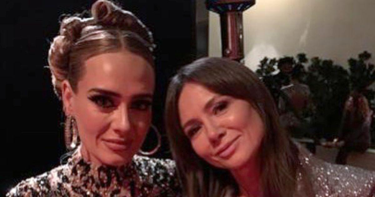 Adele Looks 'Almost Unrecognizable' in Waist-Cinching Leopard Dress