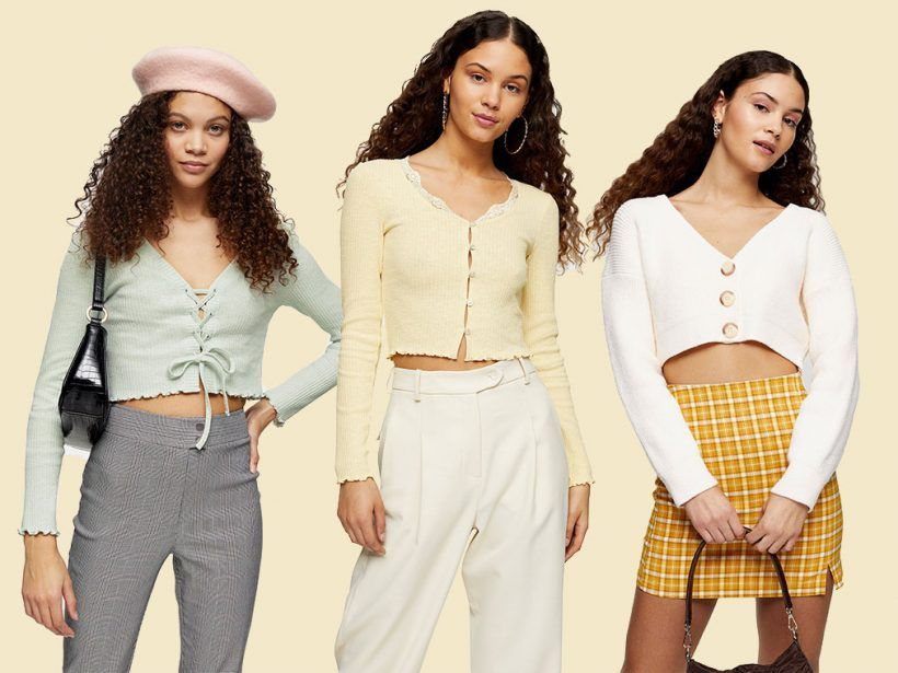 5 Different Ways To Style Cardigans For Spring