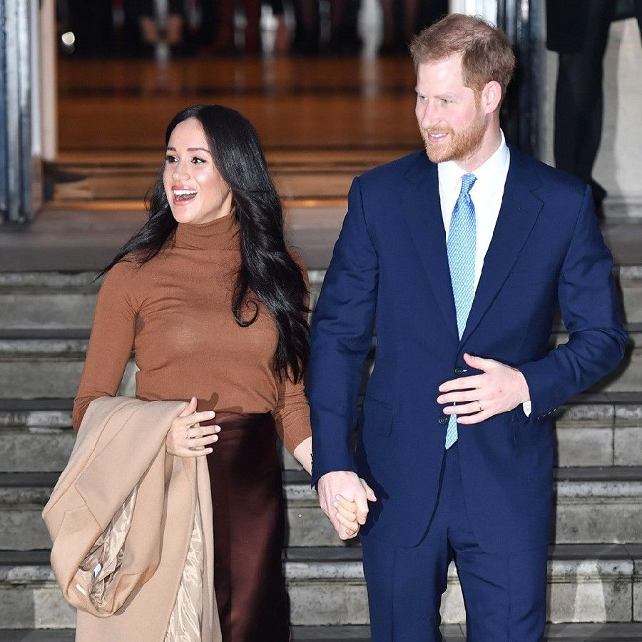 Meghan Markle and Prince Harry Address Every Question About Bombshell Announcement