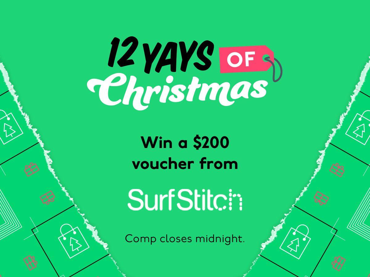 WIN a $200 Surfstitch voucher!