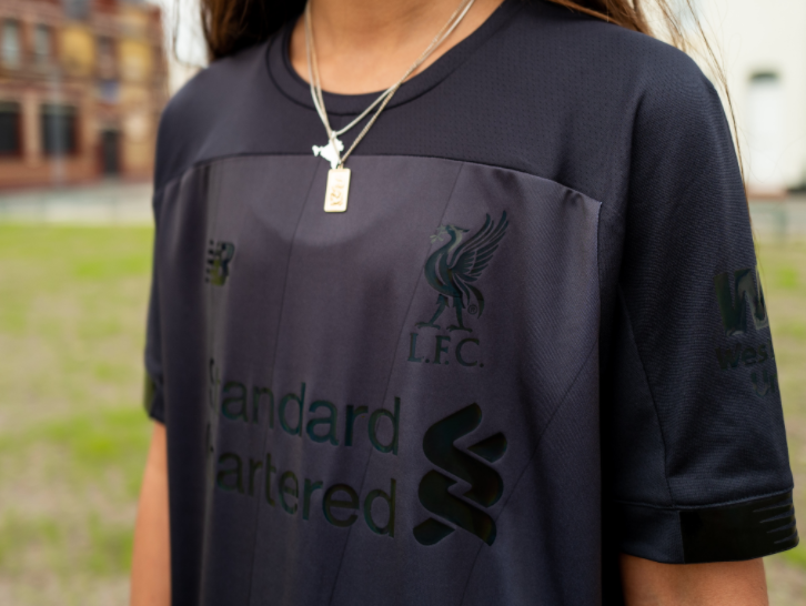 NEW IN – New Balance x Liverpool FC 19/20 Blackout Shirt