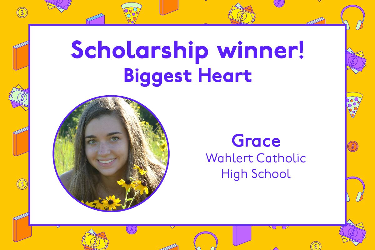 Congratulations to Grace 🎉
