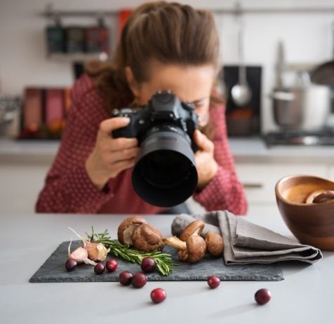 13 Creative Exercises for Photographers at Home