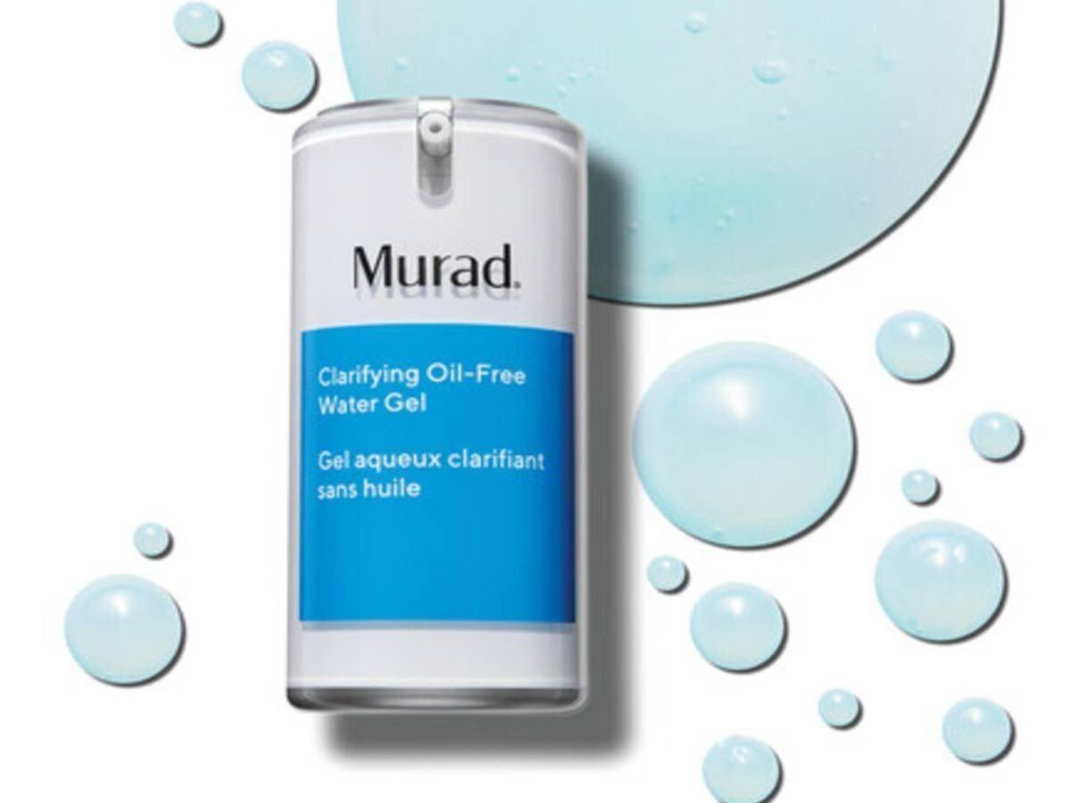 New Clarifying Oil-Free Water Gel!