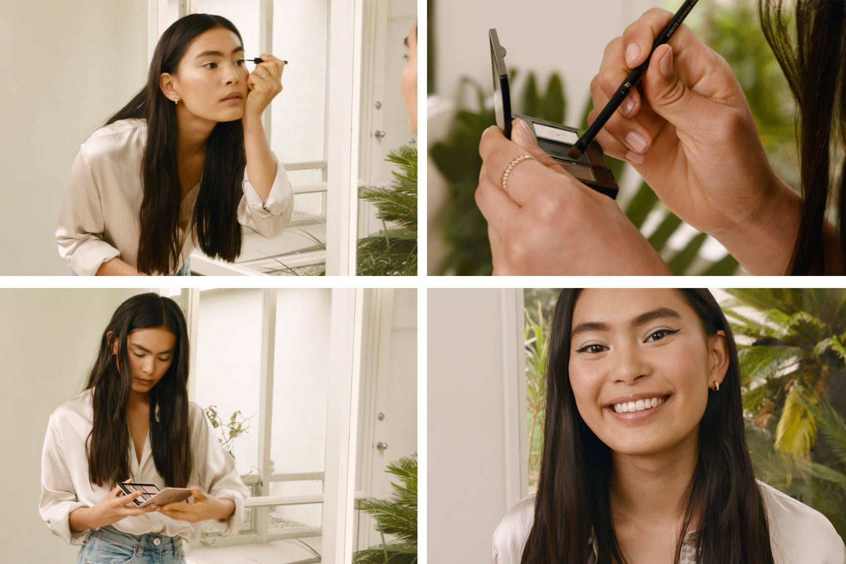 How to do a perfect winged eyeliner
