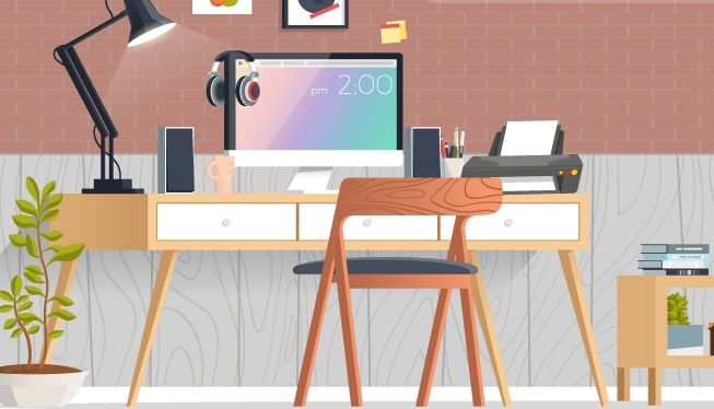 Upgrade your Distant Learning Space or Home Office with the Latest Tech