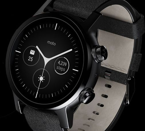 Hands-On Review: The Moto 360 Smartwatch