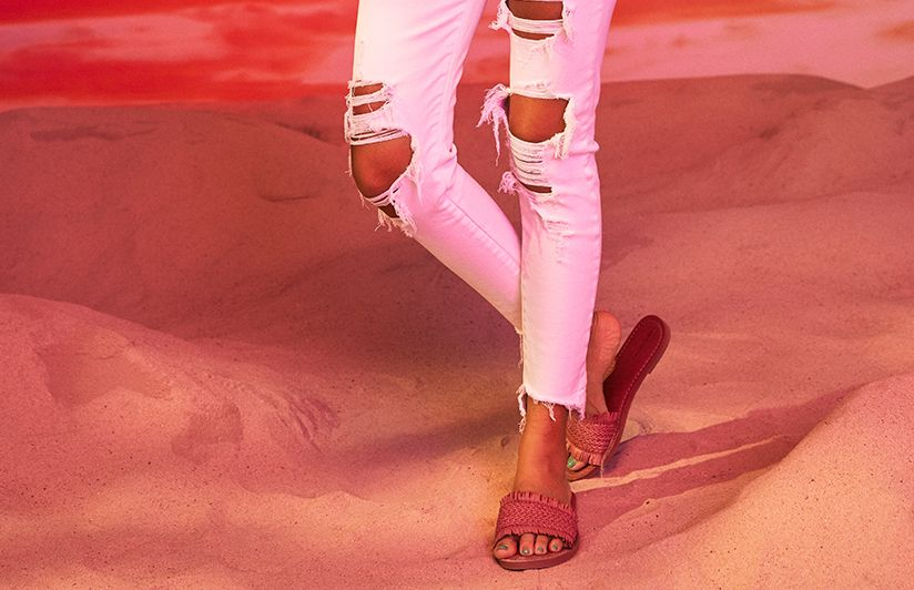 Why cropped jeans are our pick of the summer