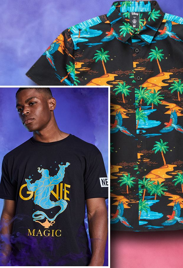 New Neff x Aladdin Collection