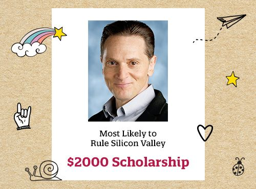Most Likely to Rule Silicon Valley Superlative