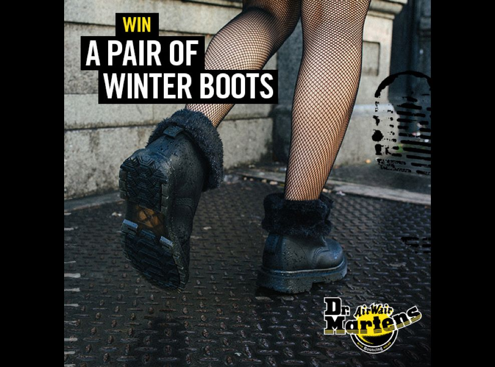 Just in time for the cold weather!