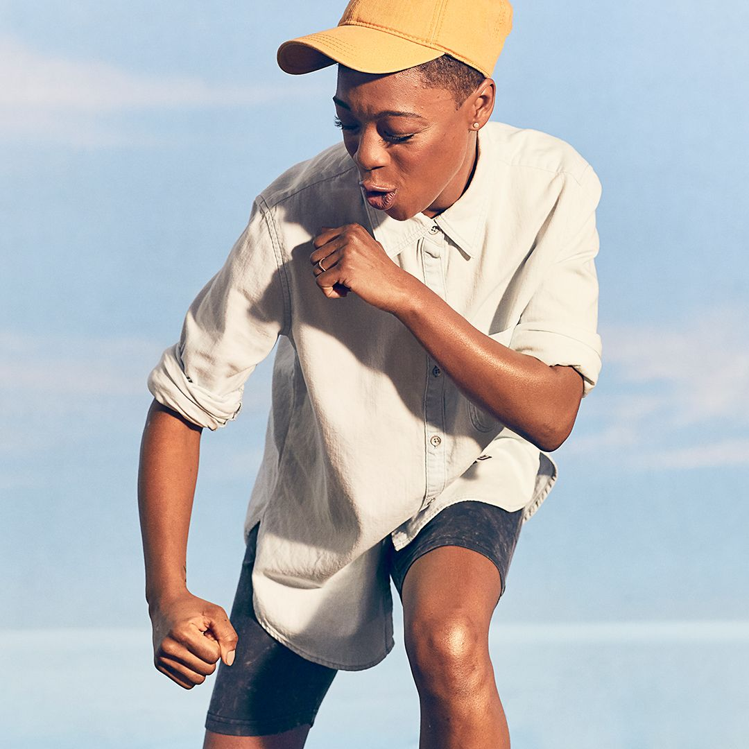 Get to know #AerieREAL Role Model Samira Wiley