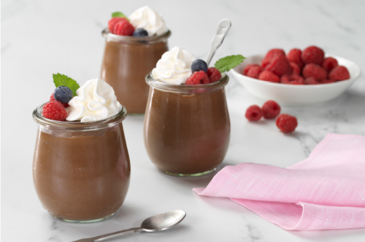 Chocolate Lover's Avocado Pudding Recipe