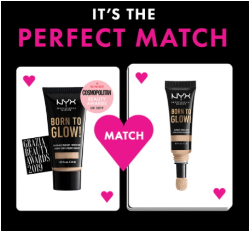 SNAP! It's the PERFECT MATCH! 💖