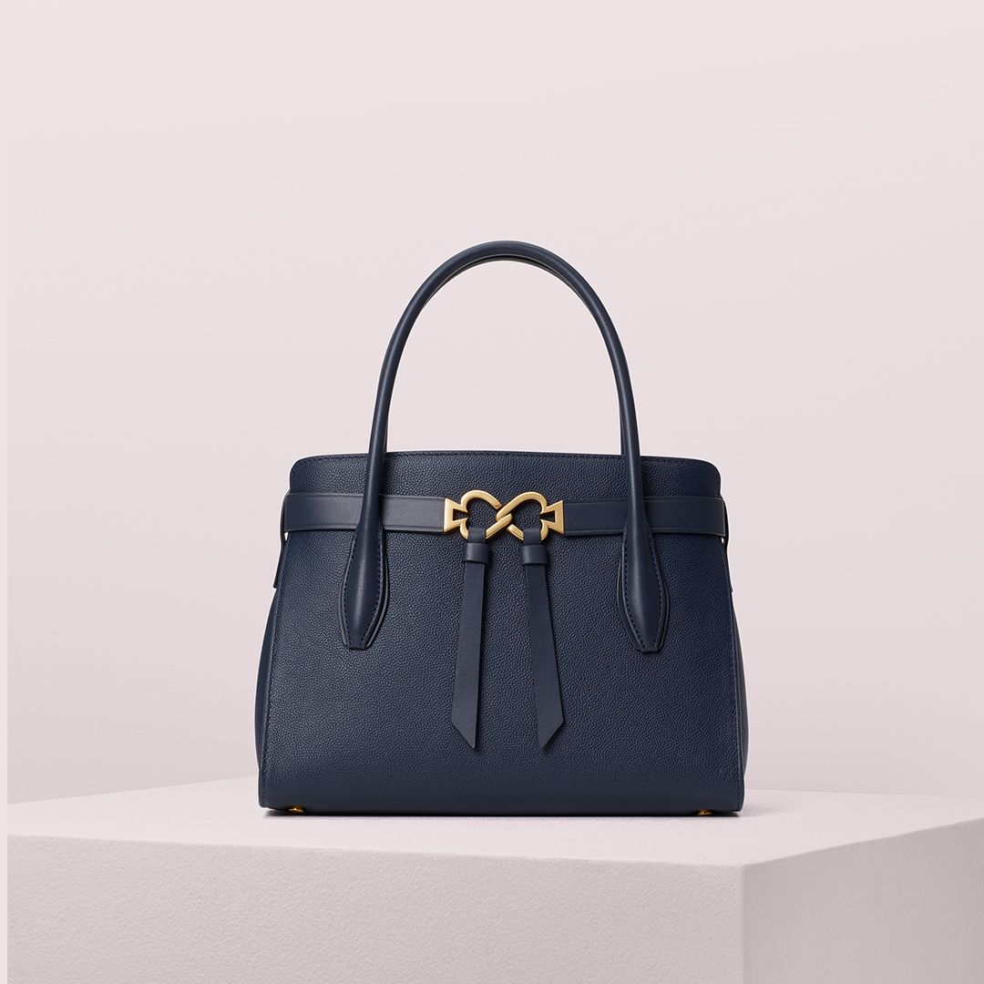 october must have: toujours satchel