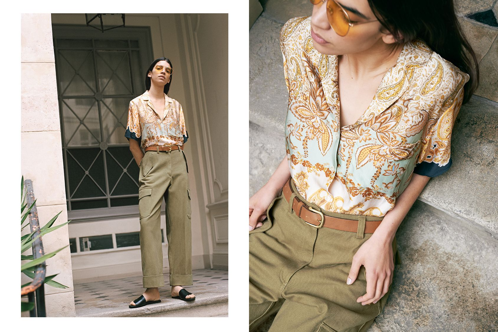 Prints galore: How to ace the brocade trend