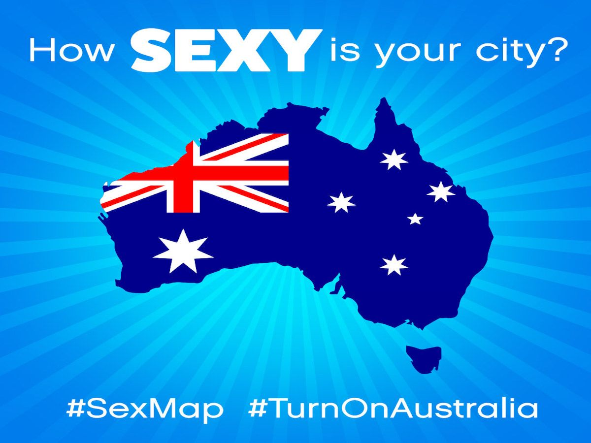 Ever wondered how sexy your city or town really is?