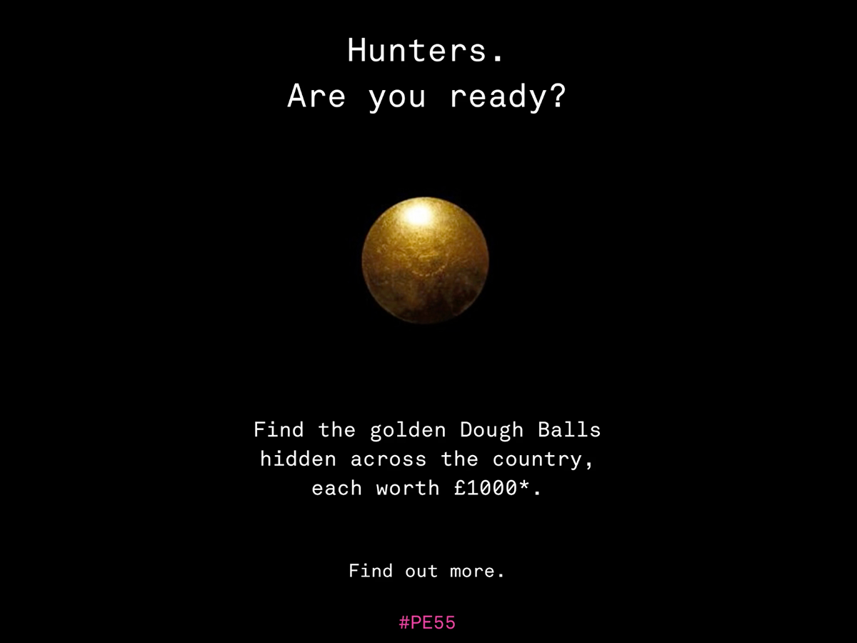 Have you got the balls to win the dough? 👀
