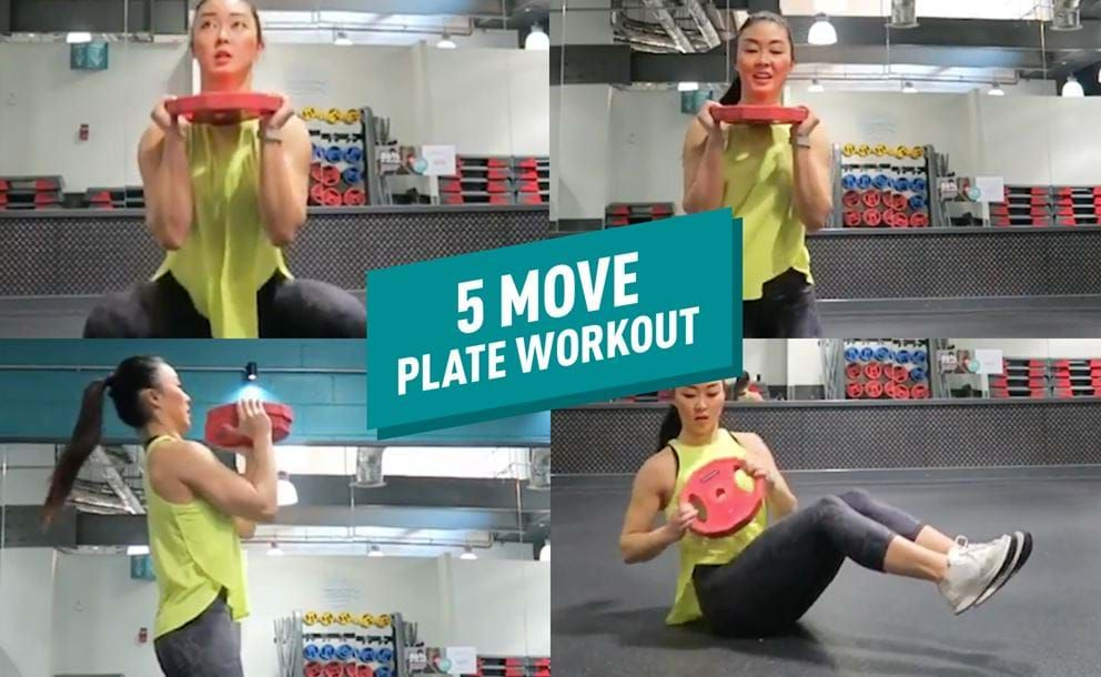 Full Body Home Workouts