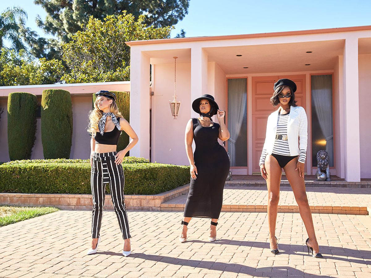 Get your fashion fix for less at PrettyLittleThing.