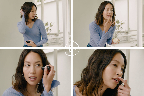 How Rachel Nguyen gets her beachy waves