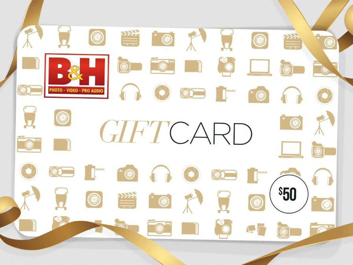 Enter now for your chance to win $50 Gift Card!