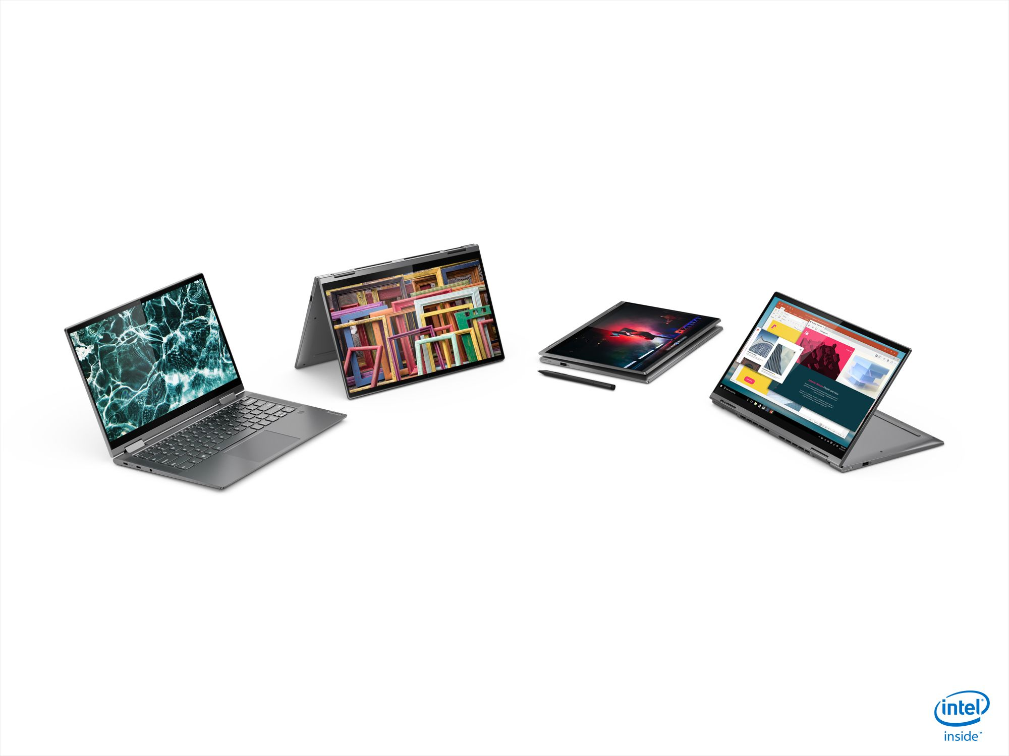 Always on the move? Lenovo's most convertible laptop is on sale!