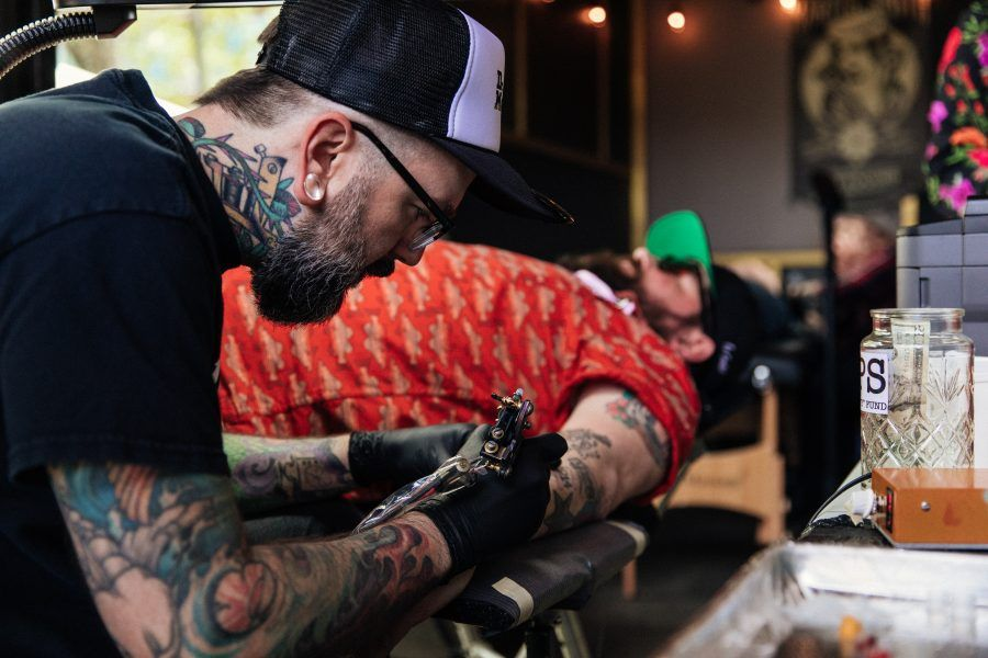 5 minutes with local tattoo artist at SXSW
