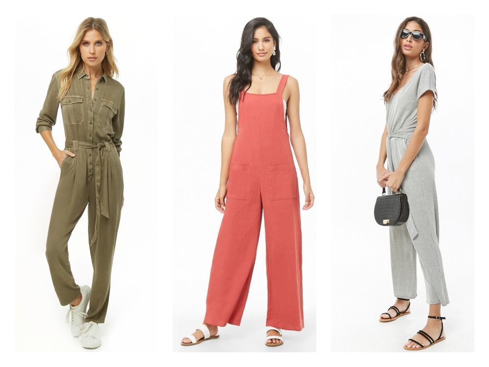 Jumpsuit styles you HAVE to own