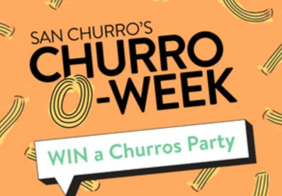 WIN 1 of 20 x Churros Party 🎊