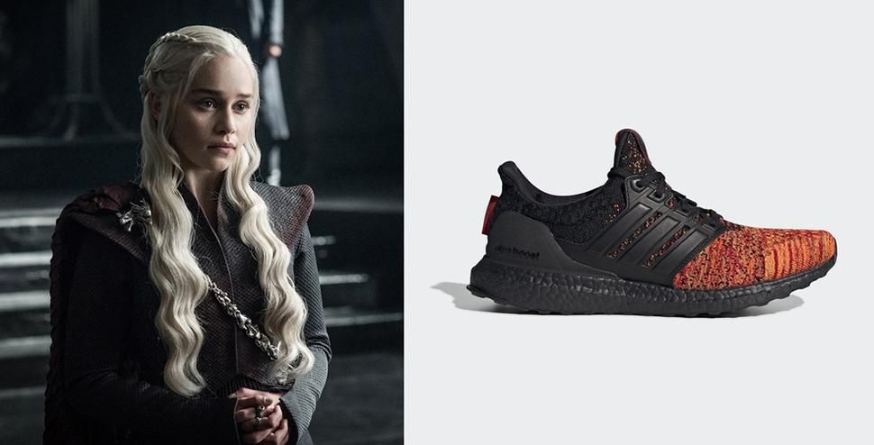 Winter is here, and so is the Adidas x Game of Thrones collection